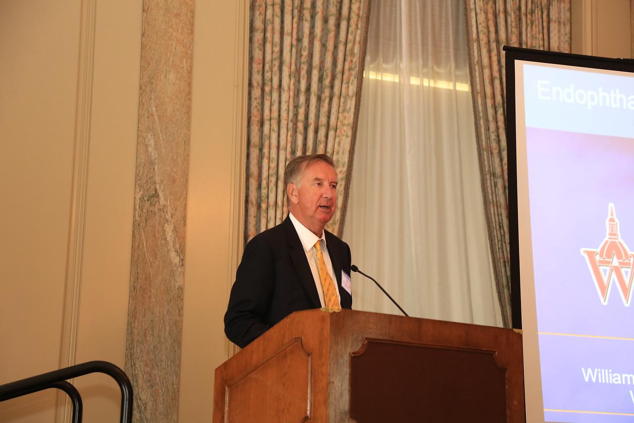 Guest Speaker Peter McDonnell