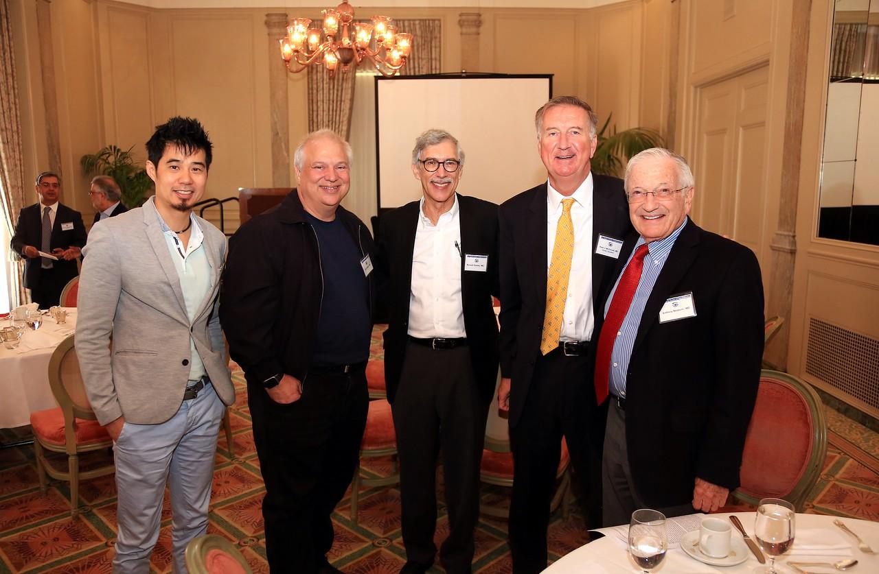 Ken Lu, Barry Seibel, Ron Gaster, Peter McDonnell, Tony Nesburn