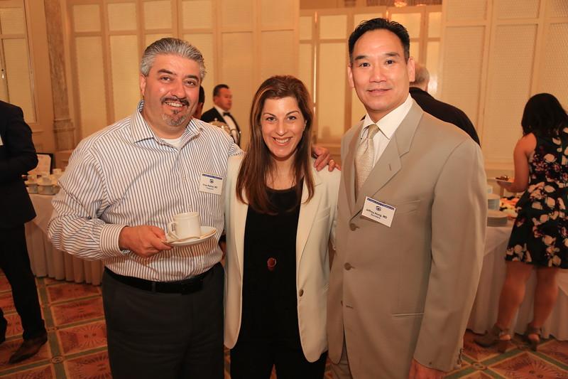 Firaz Rahhal, Nicole Fram, Jeffrey Hong