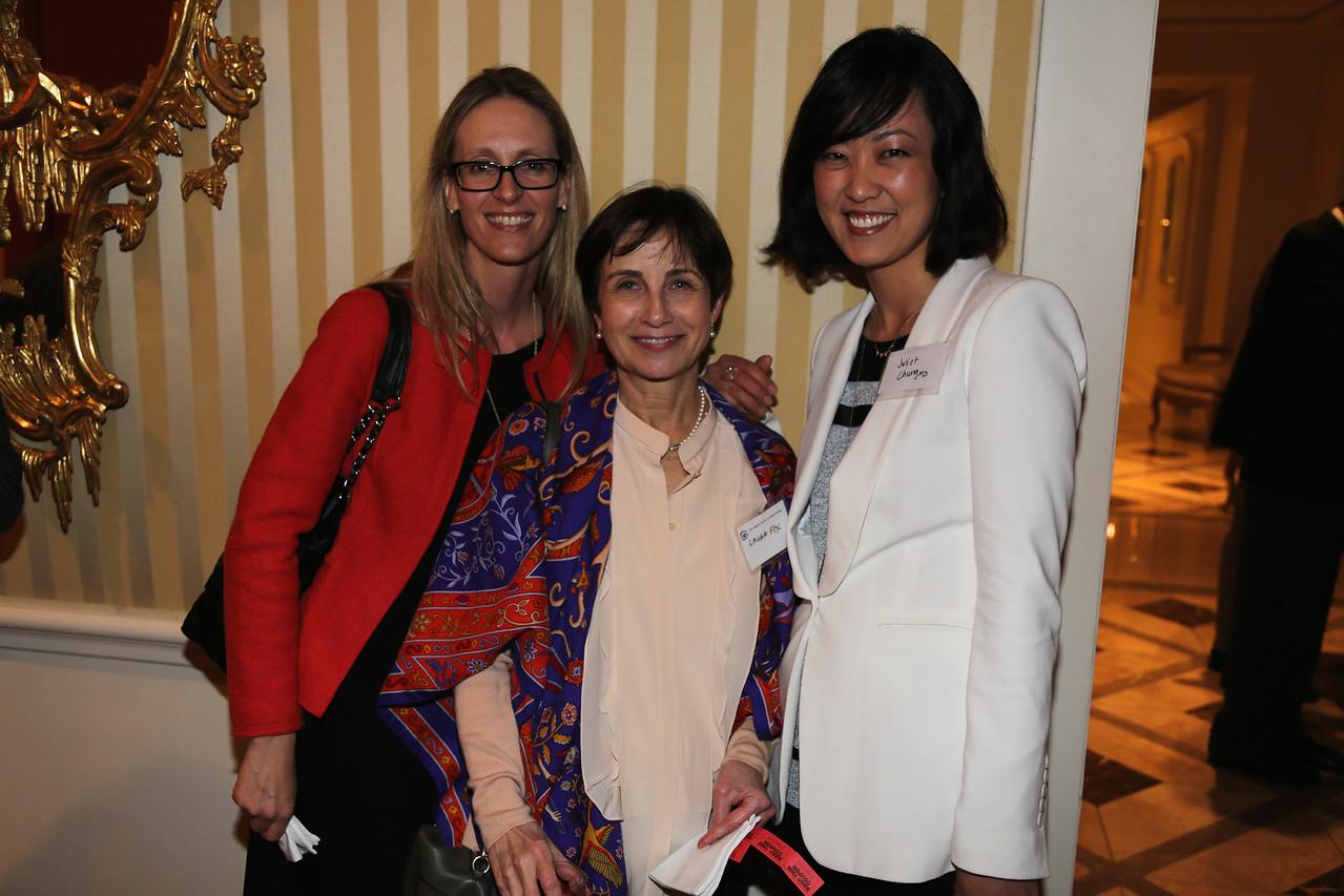 JoAnn Giaconi, Laura Fox, Juliet Chung