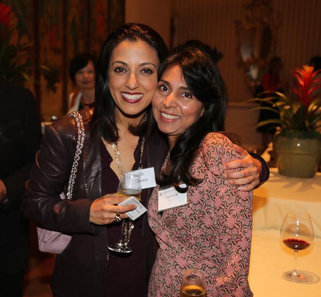 Neda Shamie & Alpa Patel