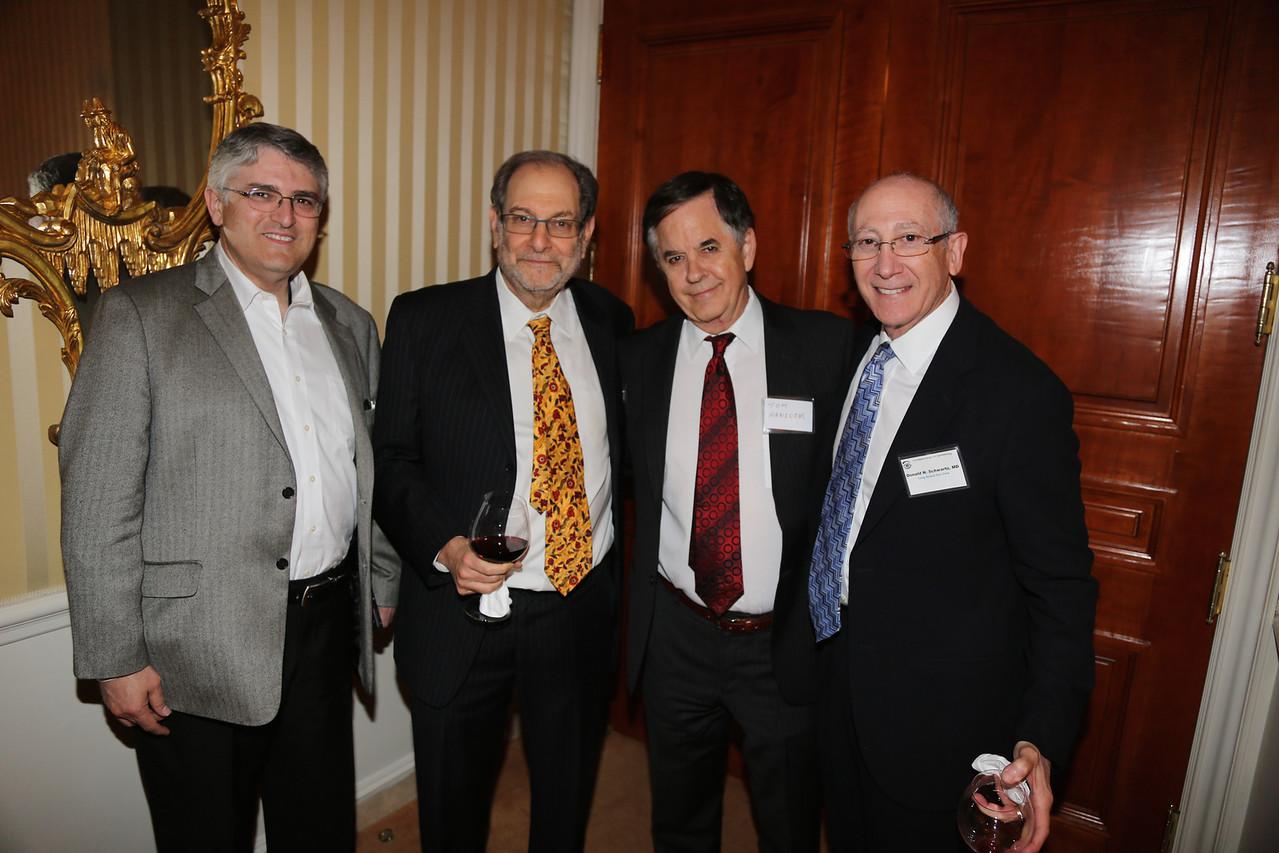 Paul Urrea, David Boyer, Tom Hanscom, Don Schwartz