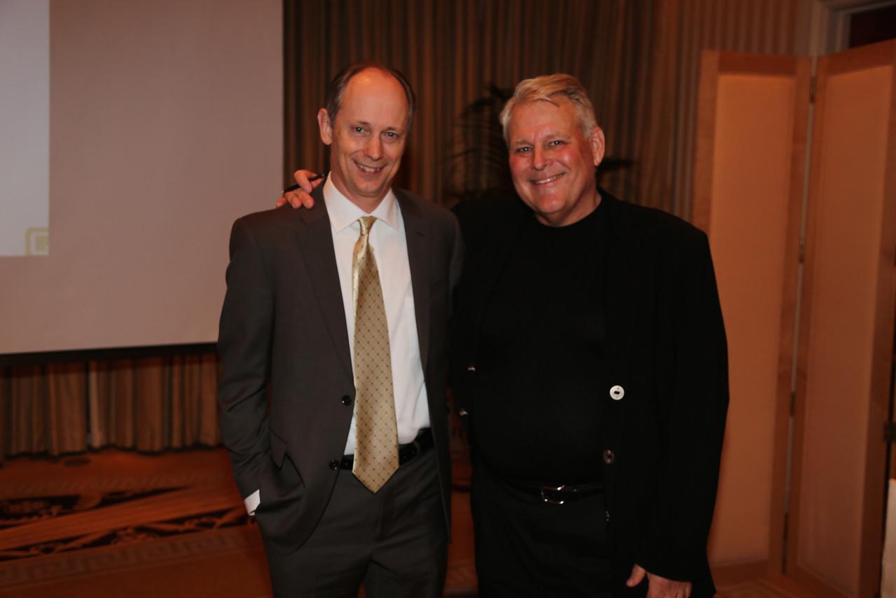 Kevin Miller and Richard Lindstrom