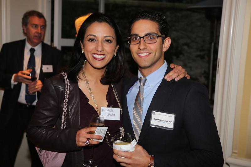 Neda Shamie & David Samimi