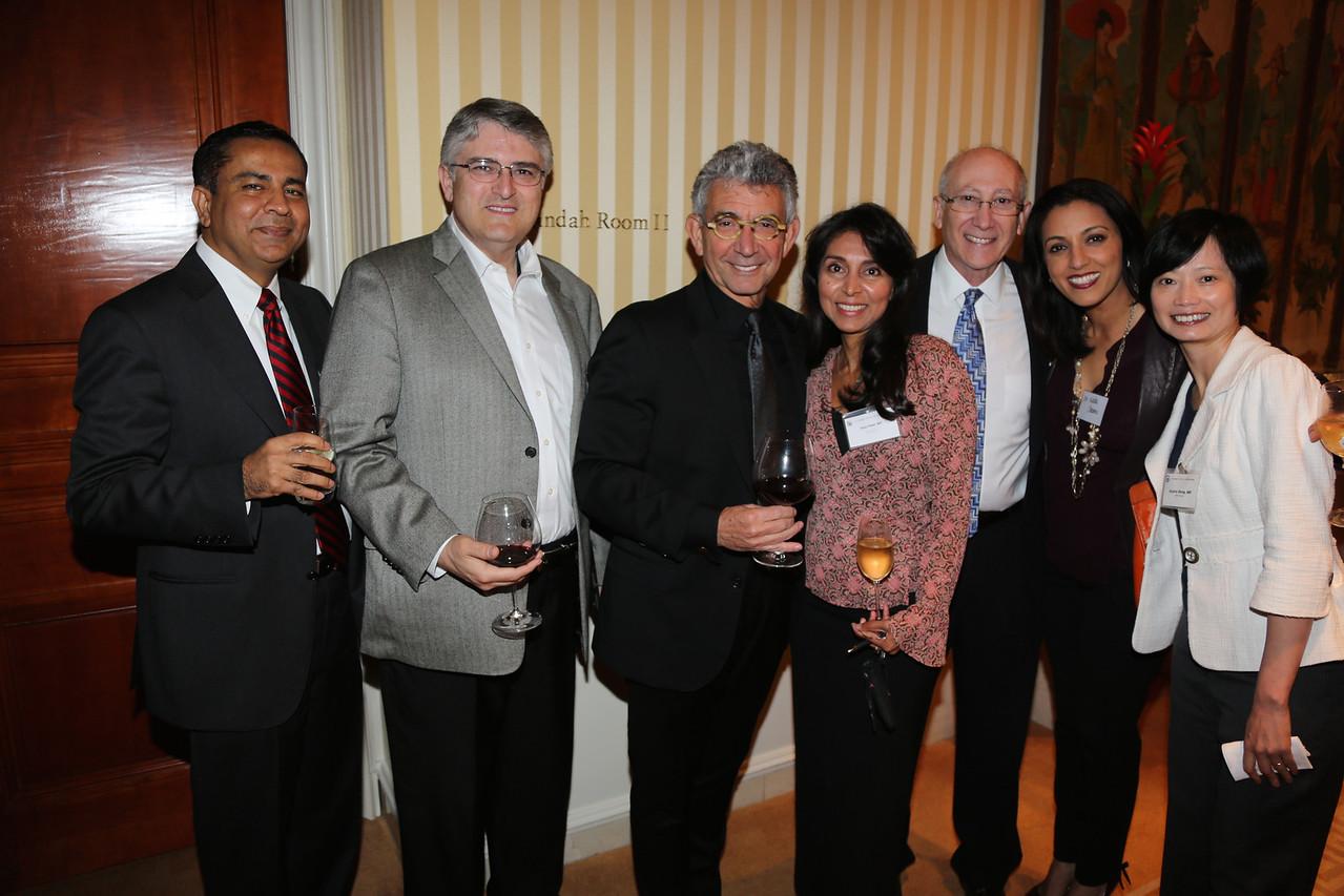 Rohit Varma, Paul Urrea, Sam Masket, Alpa Patel, Don Schwartz, Neda Shamie, Sophie Deng