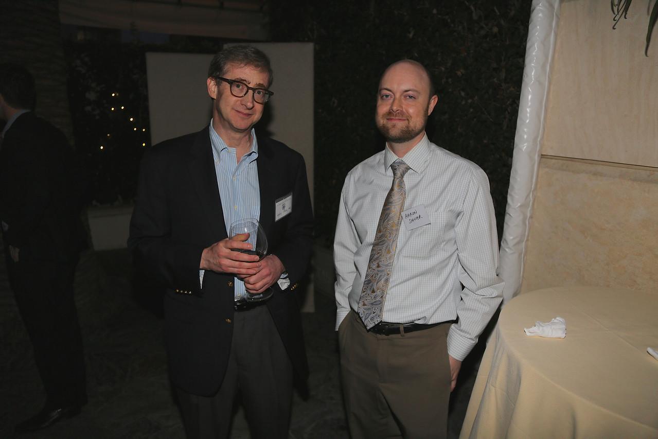 Larry Roer & Aaron Savar
