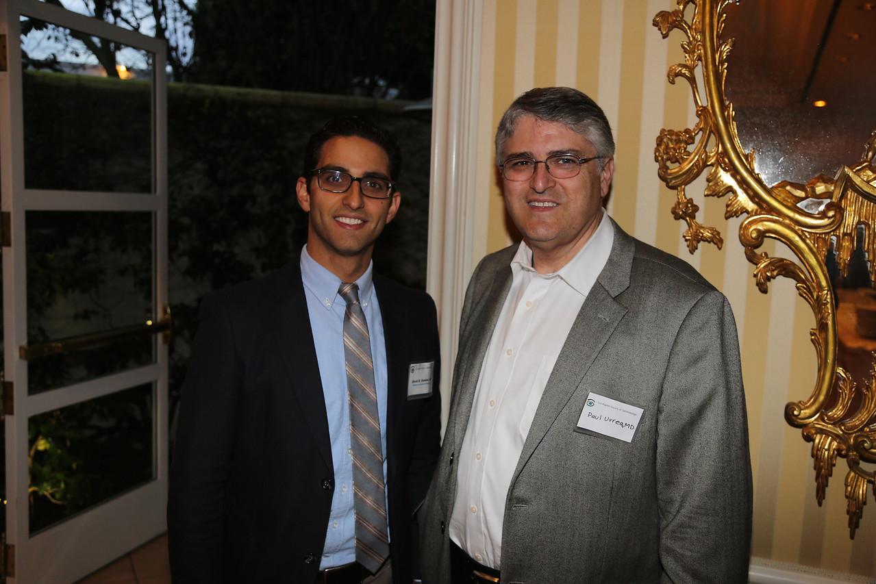 David Samimi and Paul Urrea