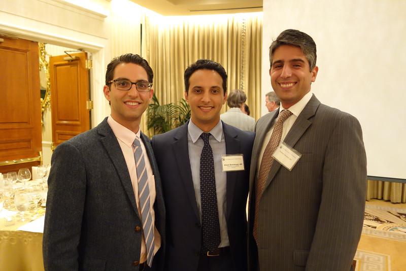 David Samimi, Simon Bababeygy, Houman Hemmati<br /> DSC02381
