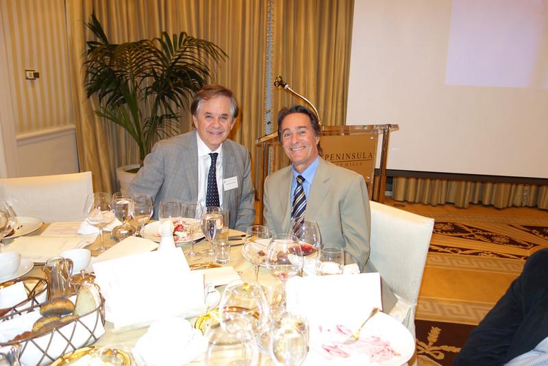 Tom Hanscom, Jonathan Macy<br /> DSC02341