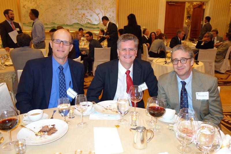 Herb Goldman, Mark Sawusch, Lawrence Roer<br /> DSC02335