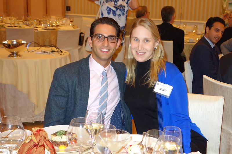 David Samimi & Lisa Olmos<br /> DSC02349