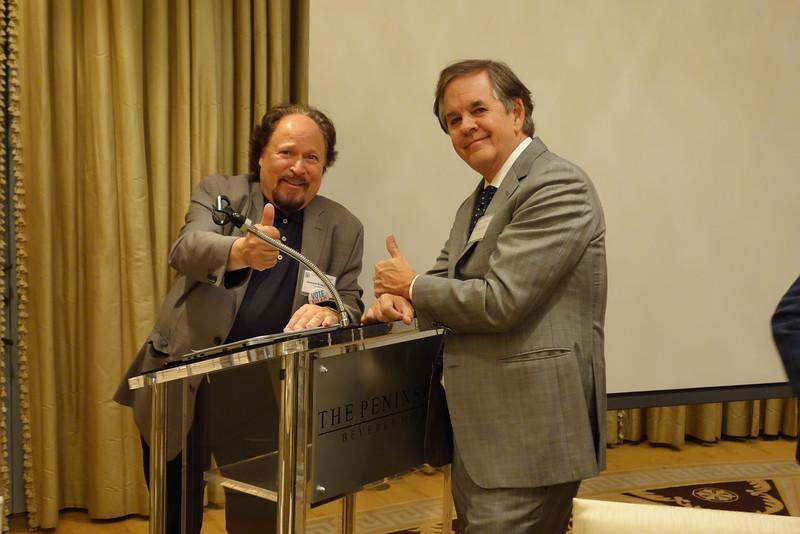 Howard Krauss and Tom Hanscom<br /> DSC02383