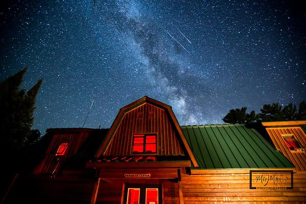 YMCA Camp Jorn Stars & Milky Way