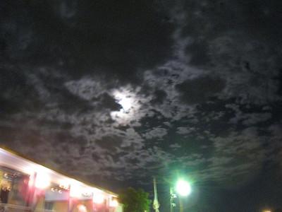 Annapolis moonlight