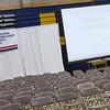 MHS Senior Awards Students Seating Area.