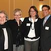 Carmen Medeiros, Mary Lauby, Dr. Helena Santos, Paulo Pinto