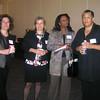 Sonia Jorge, Dr. Ana Nava, Gunga Tavares, Dr. Claire Andrade Watkins