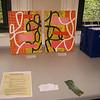 Art exhibit by Laura Baltzell