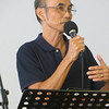 Matthew Teo, former pastor and now a volunteer in Sumatra