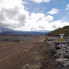 Mauna Loa road on Oct. 17, 2006