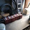 Batteries delivered...