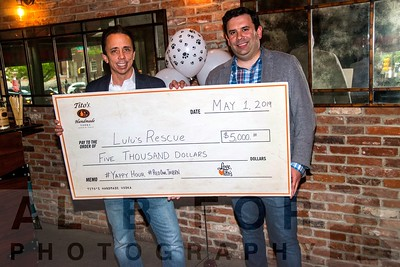 May 1, 2019  Check presentation from Tito's to Lulu's rescue