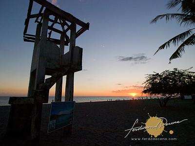San Jose, Mindoro Aroma Beach