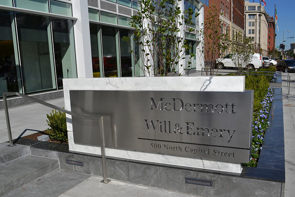 McDermott Will & Emery, Washington, DC