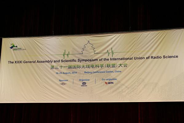 URSI GASS 2014-08 (Beijing)