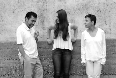 Meg, Jaime and Carson