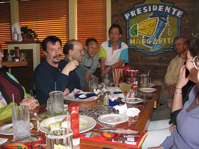 Jeff, Paul, Shep, Eric and Tracy