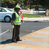 Police Crossing Guard Theresa Thomas (City Of Milpitas)