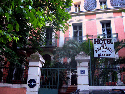 My home in Montpellier--Hotel des Arceaux