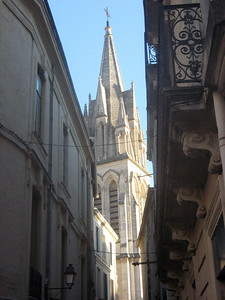 Carre Sainte Anne--former cathedral, now an art gallery