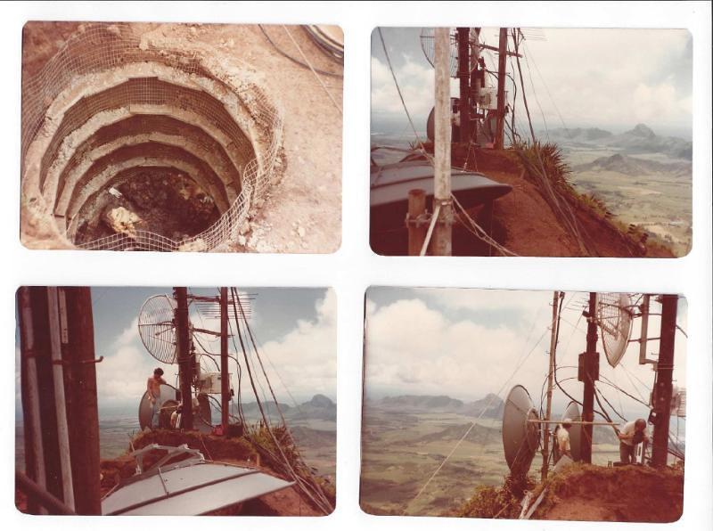 1993 Site rebuild