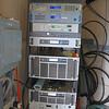 Equipment stack for KKCR and KIPL