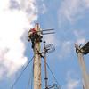 Installing new KIPL antenna