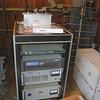 Public TV transmitter