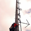 Tower work for KKCR and KIPL