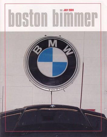 Boston Bimmer - July 2004
