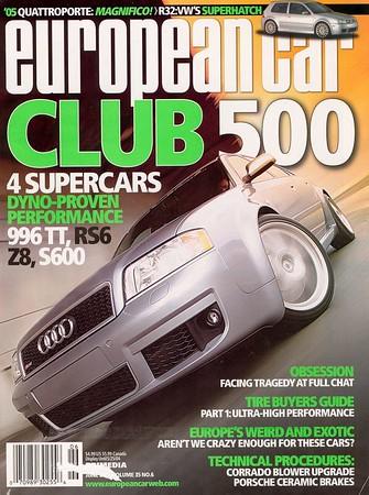 European Car - June 2004