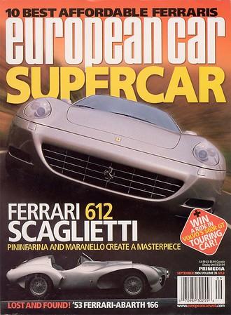European Car - September 2004