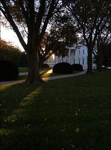 《白宫晨曦》