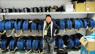 2010年受聘於廣州亞運會GAB電視轉播公司(於器材間)