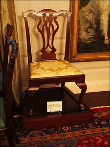 老总统乔治.华盛顿的座椅