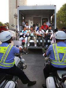 08-《蕭燕於2008北京奧運會火炬接力媒體車上》2008