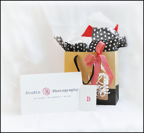 Studio B Gift Cert Image