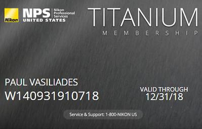 NPS Titanium