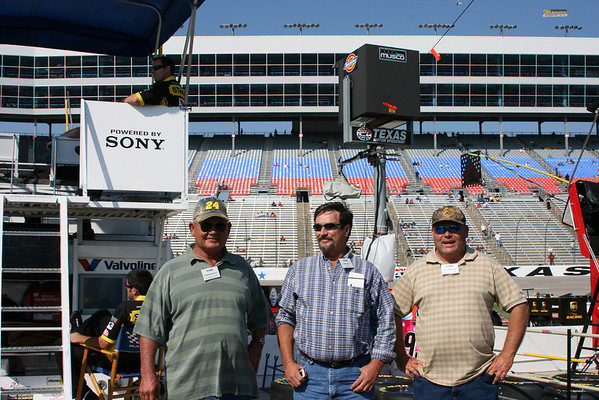 NASCAR Race Propane Builder Appreciation