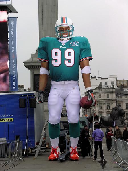 NFL American Footballer